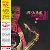 The John Coltrane Quartet Africa/Brass (Lp+cd) [VINYL]