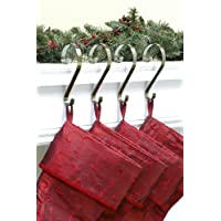 Stocking Scrolls 2 Pack Stocking Hangers