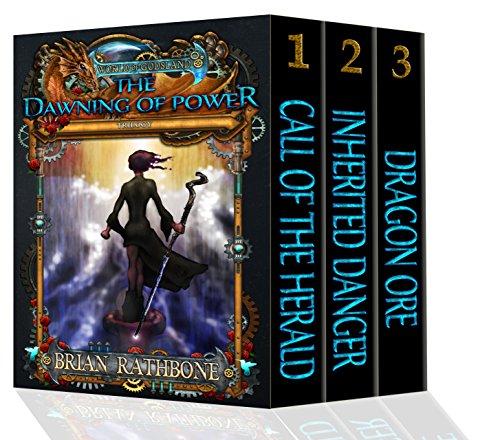 The Dawning of Power: Young Adult Epic Fantasy Bundle (Godsland Series Bundle Book 1)