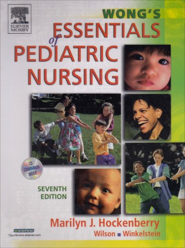 Wong's Essentials of Pediatric Nursing - Text and Virtual Clinical Excursions 3.0 Package, 7e