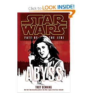 Abyss: Star Wars (Fate of the Jedi) by Troy Denning