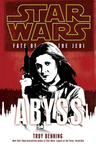 Cover of Abyss: Star Wars (Fate of the Jedi)