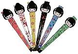 Kokeshi Kimono Geisha Girl Tweezer (1 Tweezer Only)