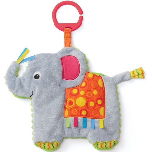 Earlyears Link 'n Go Elephant Baby Toy