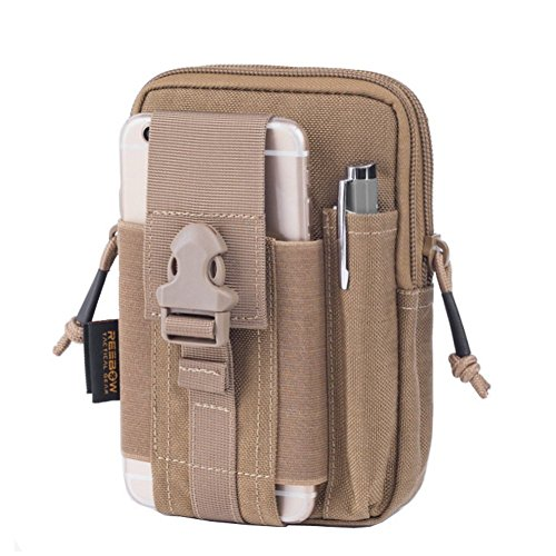 Reebow gear tactical molle edc utility pouch gadget belt for How to make a paracord utility pouch