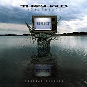 Cover image of song The art of reason by Threshold