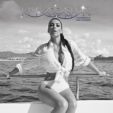 Official Kim Kardashian 2011 Square Calendar