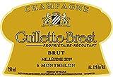 2007 Champagne Guillette-Brest, Brut Millesime 750 mL