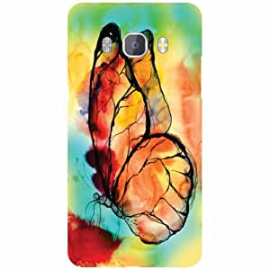 Back Cover For Samsung J5 new edition 2016 -(Printland)