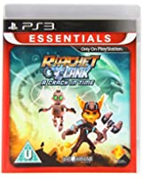 Ratchet & Clank 3 : A Crack in Time - essentials [import anglais]