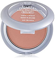LOreal Paris True Match Super-Blendable Blush Precious Peach 0.21 Ounce