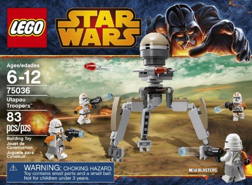 LEGO Star Wars Utapau Troopers 83pcs by LEGO