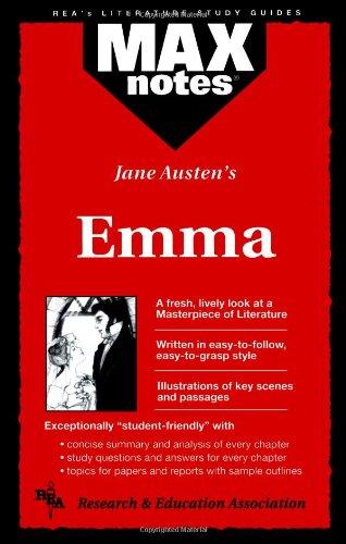 Emma (MAXNotes Literature Guides)