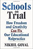 Schools on Trial: How Freedom and Creativity Can Fix Our Educational Malpractice