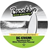 Brooklyn Beans, Big Kahuna Single Cup Coffee for Keurig K-Cup Brewers, 40 Count