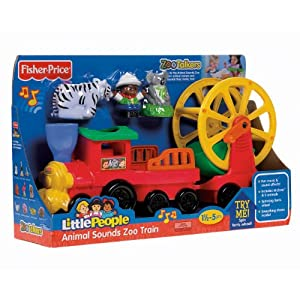 Fisher Price Little People Animal Sounds Farmer and Animals