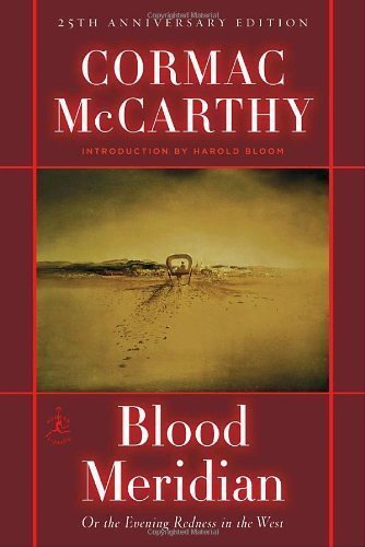 Blood meridian essays
