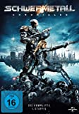 Schwermetall Chronicles - Die komplette 1. Staffel [3 DVDs]