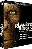 La Plan�te des singes : les versions 1968, 2001 et 2011 [�dition Limit�e bo�tier SteelBook]