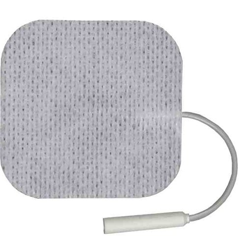 Buy 20 Electrodes 2 X 2 Square Re-Usable Electrodes - Multistick Gel - Non-Irritating to Skin