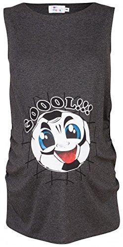 happy mama femme top chemise shirt grossesse humour imprim goool 509p. Black Bedroom Furniture Sets. Home Design Ideas
