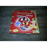 Trivial Pursuit Disney Edition (Color: Red, Tamaño: 12 x 12)