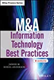 img - for M&A Information Technology Best Practices book / textbook / text book