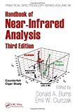 Handbook of Near-Infrared Analysis, Third Edition (Practical Spectroscopy)