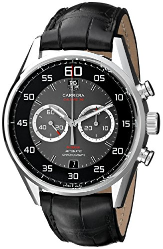 TAG-Heuer-Mens-CAR2B10FC6235-Carrera-Analog-Display-Swiss-Automatic-Black-Watch