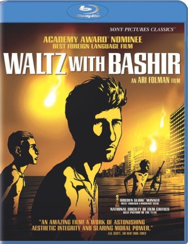 Cover art for  Waltz with Bashir [Blu-ray]