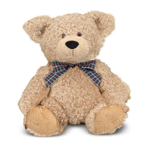 Melissa & Doug Baby Frizz Bear