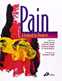 img - for Pain: A Textbook for Therapists, 1e by Jenny Strong PhD MoccThy BoccThy (2001-10-08) book / textbook / text book
