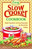 img - for Easy Slow Cooker Cookbook book / textbook / text book