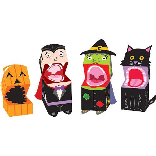 Halloween Finger Puppets - 1