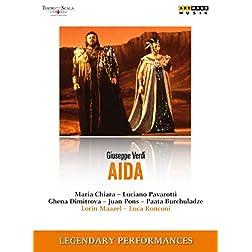 Verdi: Aida - Teatro alla Scala, Milan, 1985