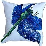 My Island Decorative Pillows, Dragonfly A