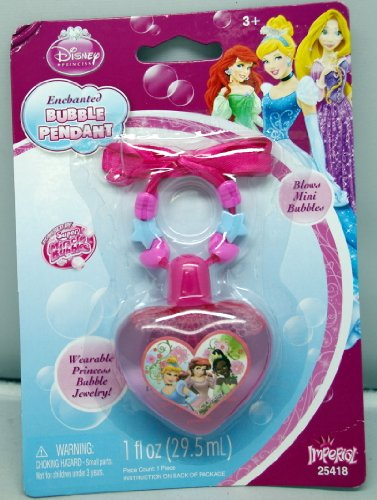 Disney Princess Bubble Necklace