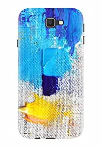 Noise Designer Printed Case / Cover for Samsung Galaxy On Nxt / Patterns & Ethnic / Blue Oil Paint
