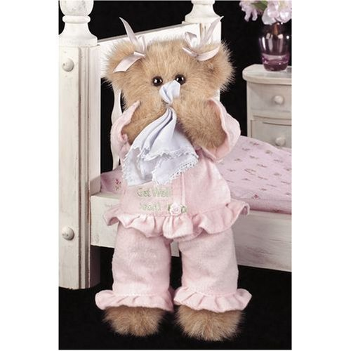Sicky Vicky Get Well Soon Bear - Buy Sicky Vicky Get Well Soon Bear - Purchase Sicky Vicky Get Well Soon Bear (Toys & Games, Categories, Stuffed Animals & Toys, Animals, Bears)
