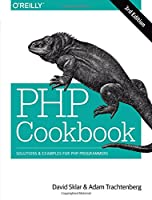 PHP Cookbook, 3rd Edition Front Cover