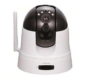 D-LINK Telecamera IP motorizzata WiFi-N mydlink DCS-5222L - giorno/notte