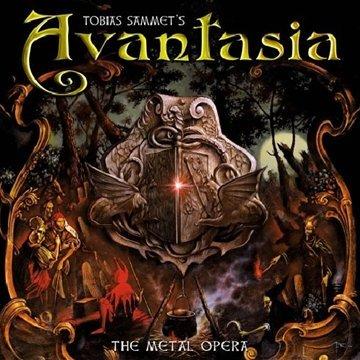 The Metal Opera Volume 1