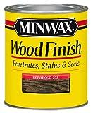 Minwax 227634444 Wood Finish, 0.5 pint, Espresso