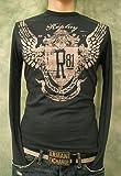 REPLAY(リプレイ) ロンT Tシャツ メンズ 長袖Tシャツ[ネイビー][並行輸入品]