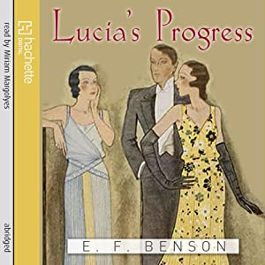 Lucia's Progress Audiobook