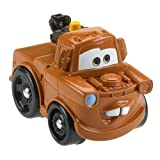 Mattel Fisher Price Wheelies Disney Pixar Cars 2 Mater
