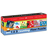 Briarpatch SAMi 123 Counting 7' Floor Puzzle ~ Briarpatch