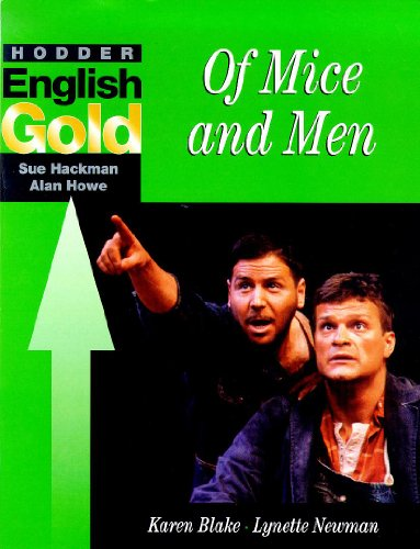 Hodder English Gold: Of Mice & Men