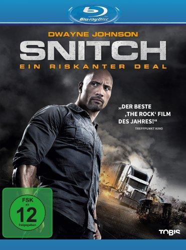 Snitch - Ein riskanter Deal [Blu-ray] hier kaufen