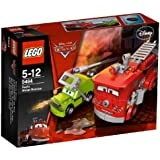 Lego Cars 9484 - Red in Aktion